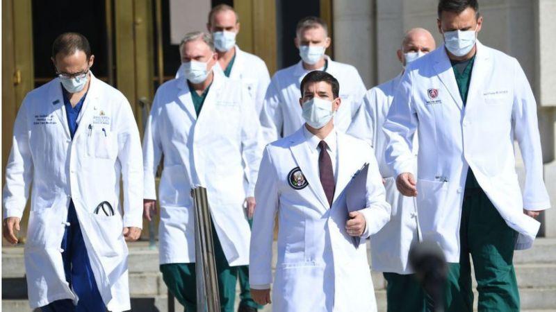 Trump Con Covid 19 Que Es El Sindrome Vip Y Por Que Algunos Medicos Temen Que Pueda Perjudicar Al Presidente De Ee Uu En Su Lucha Contra El Coronavirus World News Day